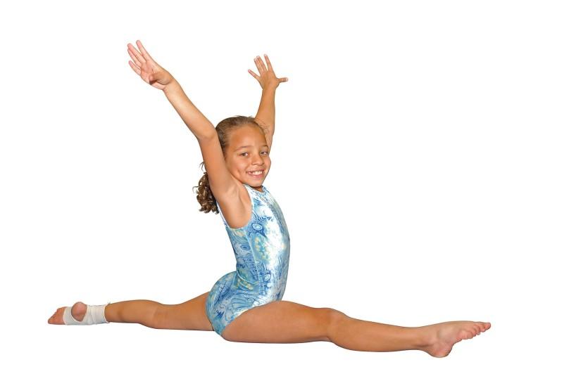 Girl-Gymnast